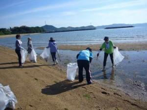 鉾島自然海浜保全地区